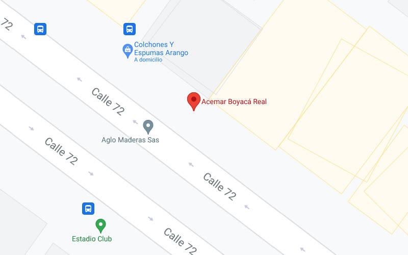 Acemar Boyaca Real Maps